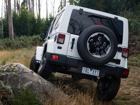 Ver foto 9 de Jeep Wrangler Unlimited Polar Australia 2014
