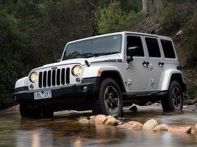 Ver foto 8 de Jeep Wrangler Unlimited Polar Australia 2014