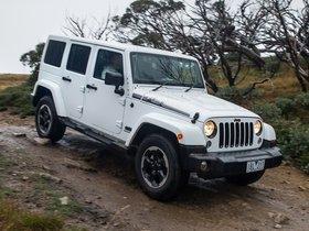 Ver foto 7 de Jeep Wrangler Unlimited Polar Australia 2014