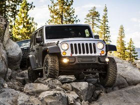 Ver foto 2 de Jeep Wrangler Unlimited Rubicon 10th Anniversary 2013
