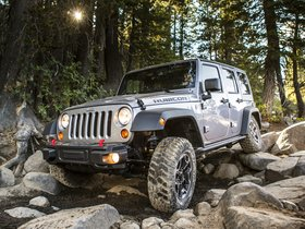 Ver foto 12 de Jeep Wrangler Unlimited Rubicon 10th Anniversary 2013