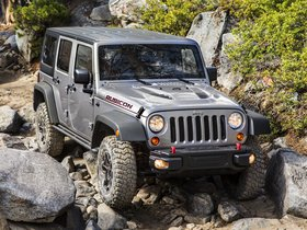 Ver foto 10 de Jeep Wrangler Unlimited Rubicon 10th Anniversary 2013