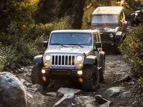 Ver foto 9 de Jeep Wrangler Unlimited Rubicon 10th Anniversary 2013