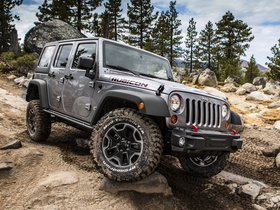 Ver foto 6 de Jeep Wrangler Unlimited Rubicon 10th Anniversary 2013