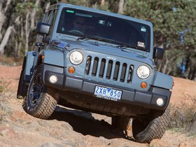 Ver foto 14 de Jeep Wrangler Unlimited Rubicon 10 Aniversary Australia 2014