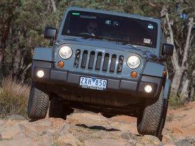 Ver foto 13 de Jeep Wrangler Unlimited Rubicon 10 Aniversary Australia 2014