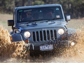 Ver foto 12 de Jeep Wrangler Unlimited Rubicon 10 Aniversary Australia 2014