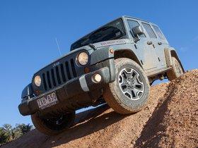 Ver foto 11 de Jeep Wrangler Unlimited Rubicon 10 Aniversary Australia 2014