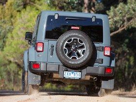 Ver foto 10 de Jeep Wrangler Unlimited Rubicon 10 Aniversary Australia 2014