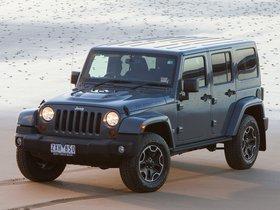 Ver foto 9 de Jeep Wrangler Unlimited Rubicon 10 Aniversary Australia 2014