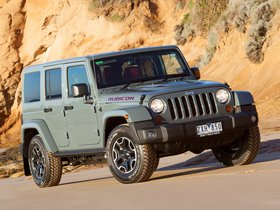 Ver foto 8 de Jeep Wrangler Unlimited Rubicon 10 Aniversary Australia 2014