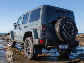 Ver foto 6 de Jeep Wrangler Unlimited Rubicon 10 Aniversary Australia 2014