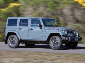 Ver foto 5 de Jeep Wrangler Unlimited Rubicon 10 Aniversary Australia 2014