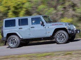 Ver foto 4 de Jeep Wrangler Unlimited Rubicon 10 Aniversary Australia 2014