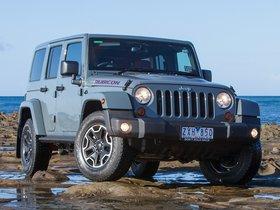 Ver foto 3 de Jeep Wrangler Unlimited Rubicon 10 Aniversary Australia 2014