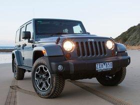 Ver foto 2 de Jeep Wrangler Unlimited Rubicon 10 Aniversary Australia 2014