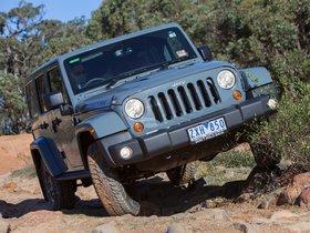 Ver foto 1 de Jeep Wrangler Unlimited Rubicon 10 Aniversary Australia 2014