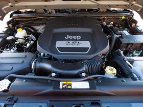 Ver foto 20 de Jeep Wrangler Unlimited Rubicon 10 Aniversary Australia 2014