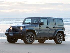 Ver foto 19 de Jeep Wrangler Unlimited Rubicon 10 Aniversary Australia 2014