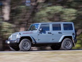 Ver foto 18 de Jeep Wrangler Unlimited Rubicon 10 Aniversary Australia 2014