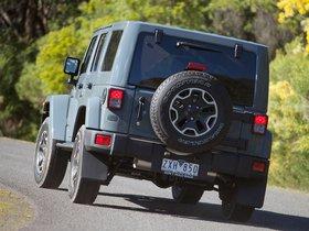 Ver foto 17 de Jeep Wrangler Unlimited Rubicon 10 Aniversary Australia 2014