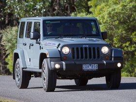 Ver foto 16 de Jeep Wrangler Unlimited Rubicon 10 Aniversary Australia 2014