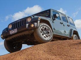 Ver foto 15 de Jeep Wrangler Unlimited Rubicon 10 Aniversary Australia 2014