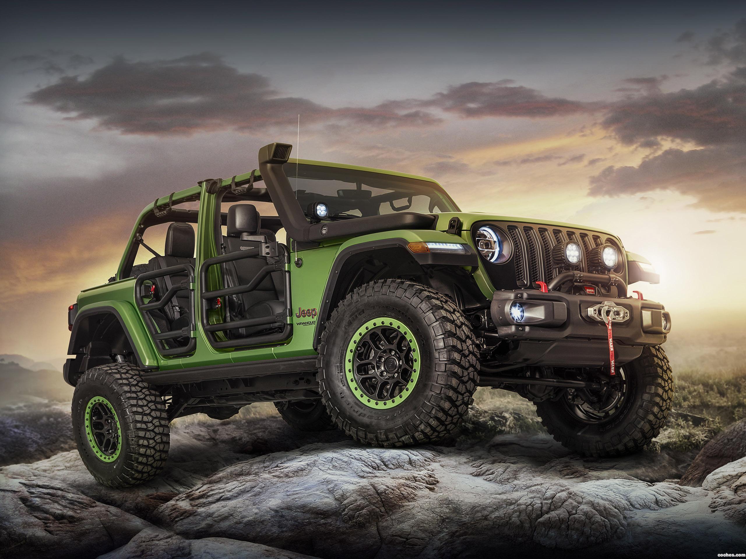 Foto 0 de Jeep Wrangler Unlimited Rubicon Mopar 2017