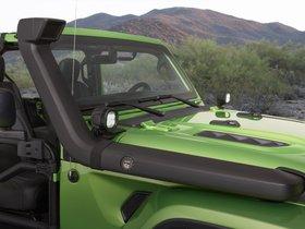 Ver foto 6 de Jeep Wrangler Unlimited Rubicon Mopar 2017
