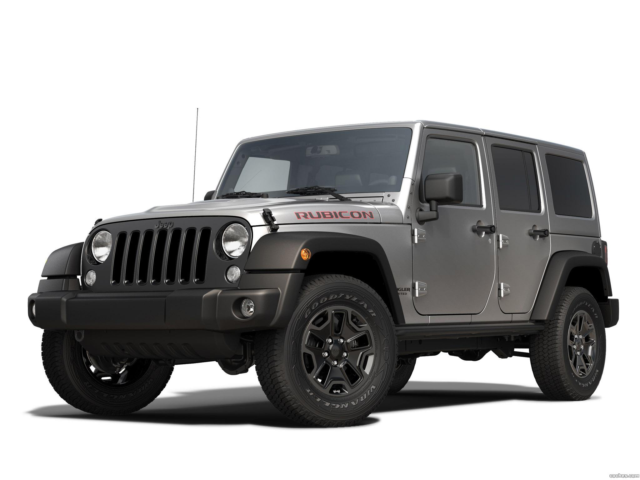 Foto 0 de Jeep Wrangler Unlimited Rubicon X Package 2014