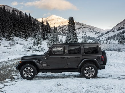 Jeep Wrangler Unlimited 2.0t Gme Sport 8atx