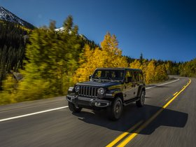 Ver foto 12 de Jeep Wrangler Unlimited Sahara USA 2018
