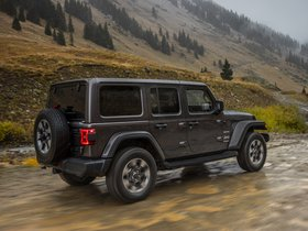 Ver foto 9 de Jeep Wrangler Unlimited Sahara USA 2018