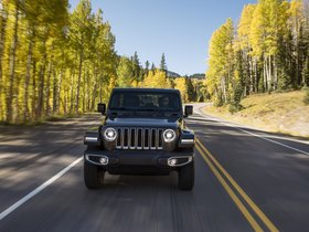 Ver foto 4 de Jeep Wrangler Unlimited Sahara USA 2018