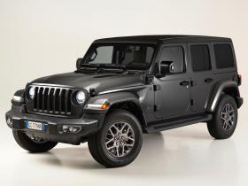 Jeep Wrangler Unlimited 2.0 4xe Sahara 8atx
