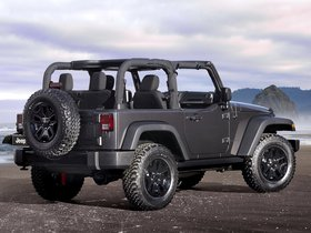 Ver foto 2 de Jeep Wrangler Willys Wheeler 2014