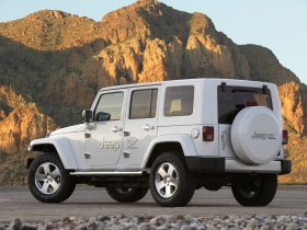 Ver foto 3 de Jeep Wrangler eV Prototype 2008