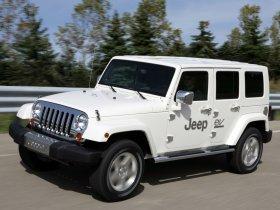 Ver foto 2 de Jeep Wrangler eV Prototype 2008