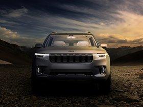 Ver foto 3 de Jeep Yuntu Concept 2017