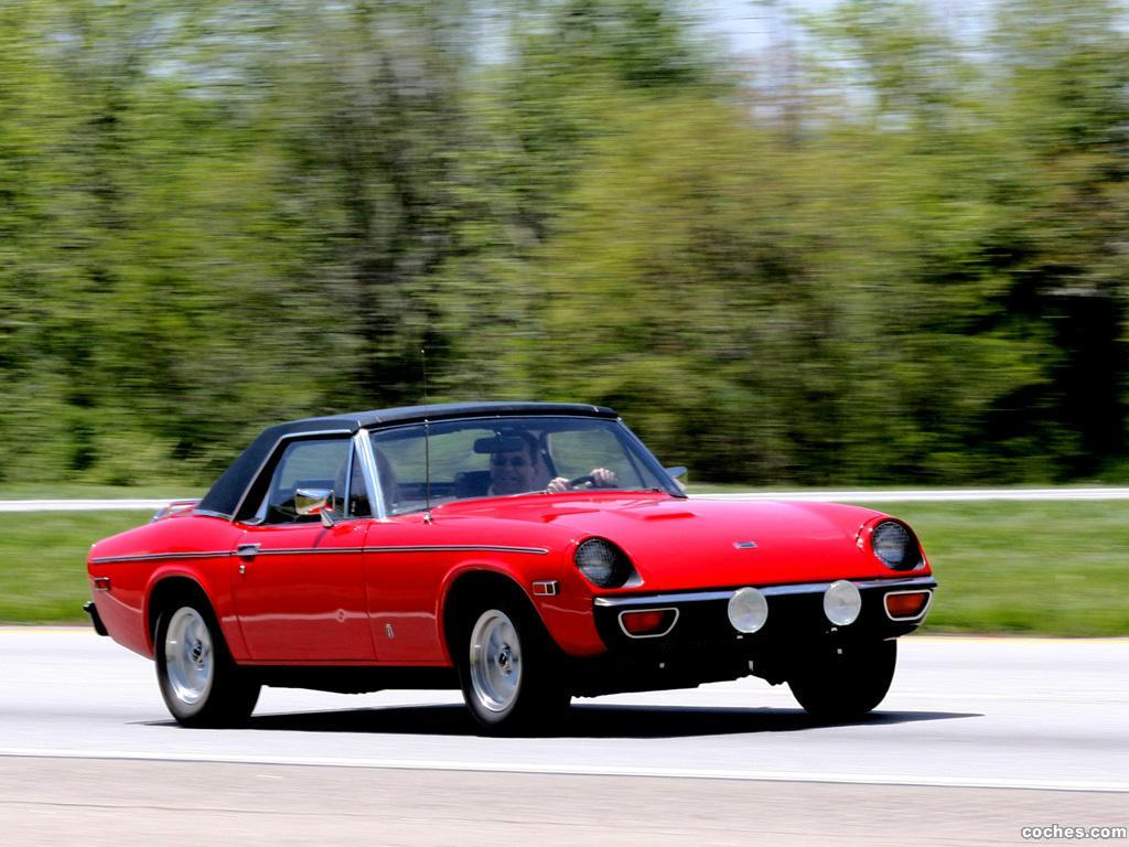 Foto 0 de Jensen Healey Roadster 1972