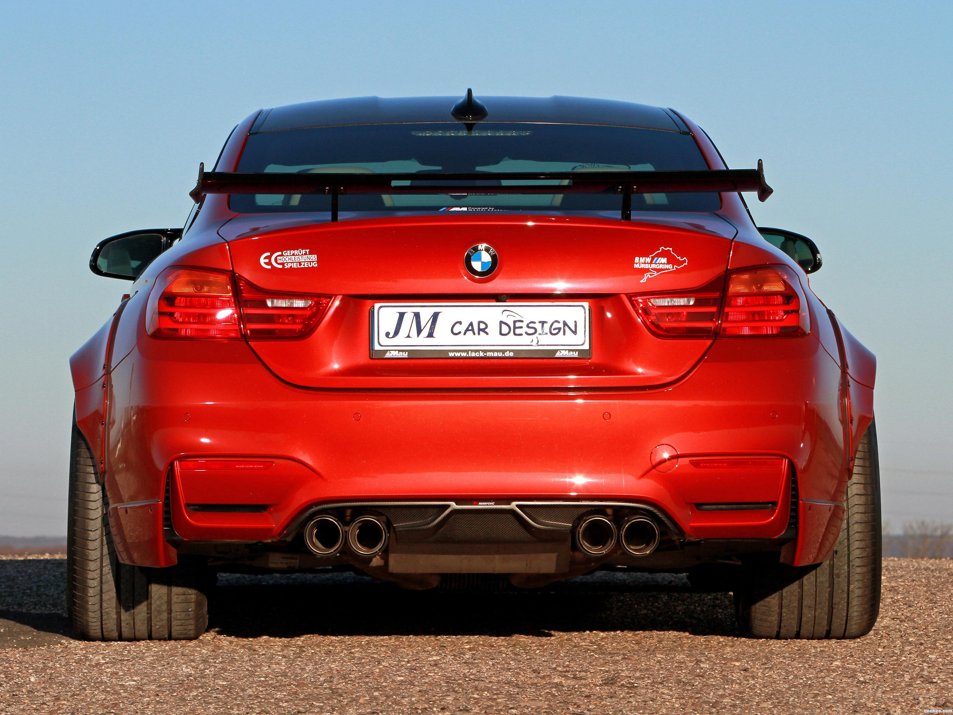 Foto 1 de JM Car Design BMW M4 2017