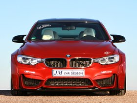 Ver foto 4 de JM Car Design BMW M4 2017