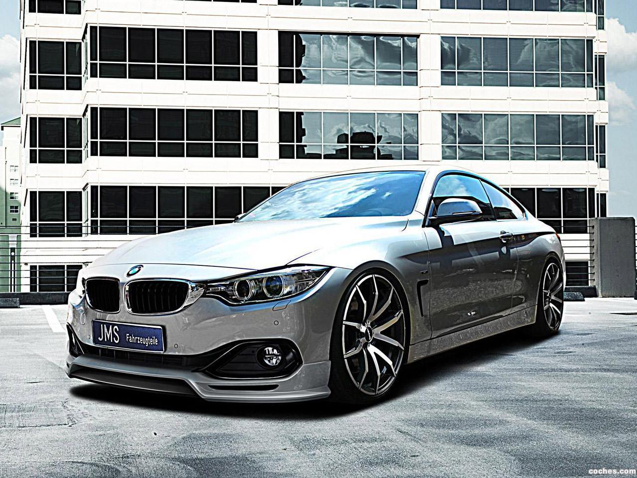Foto 0 de BMW JMS-Racelook BMW Serie 4 2014