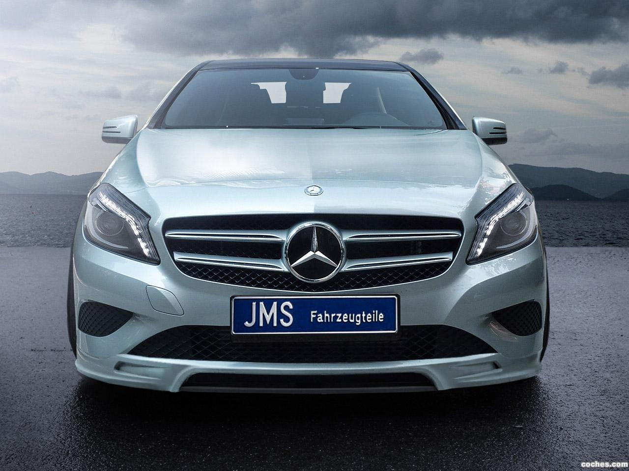 Foto 0 de JMS Racelook Mercedes Clase A 2014