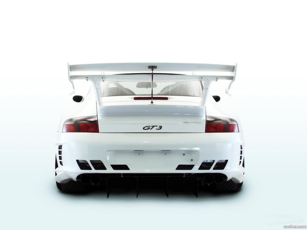 Foto 3 de J. N. Hepaiss Porsche  911 GT3 996 2006