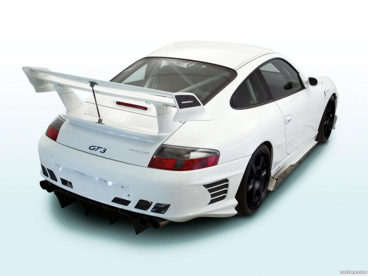 Foto 2 de J. N. Hepaiss Porsche  911 GT3 996 2006