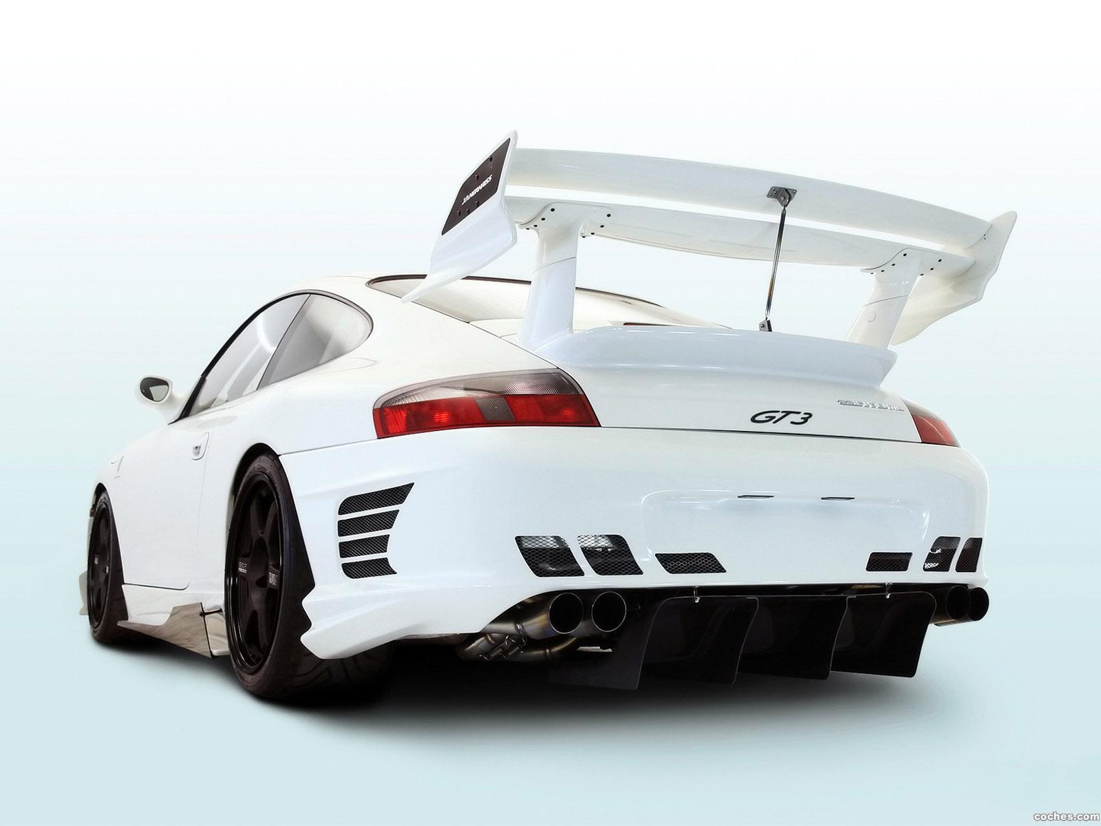 Foto 1 de J. N. Hepaiss Porsche  911 GT3 996 2006