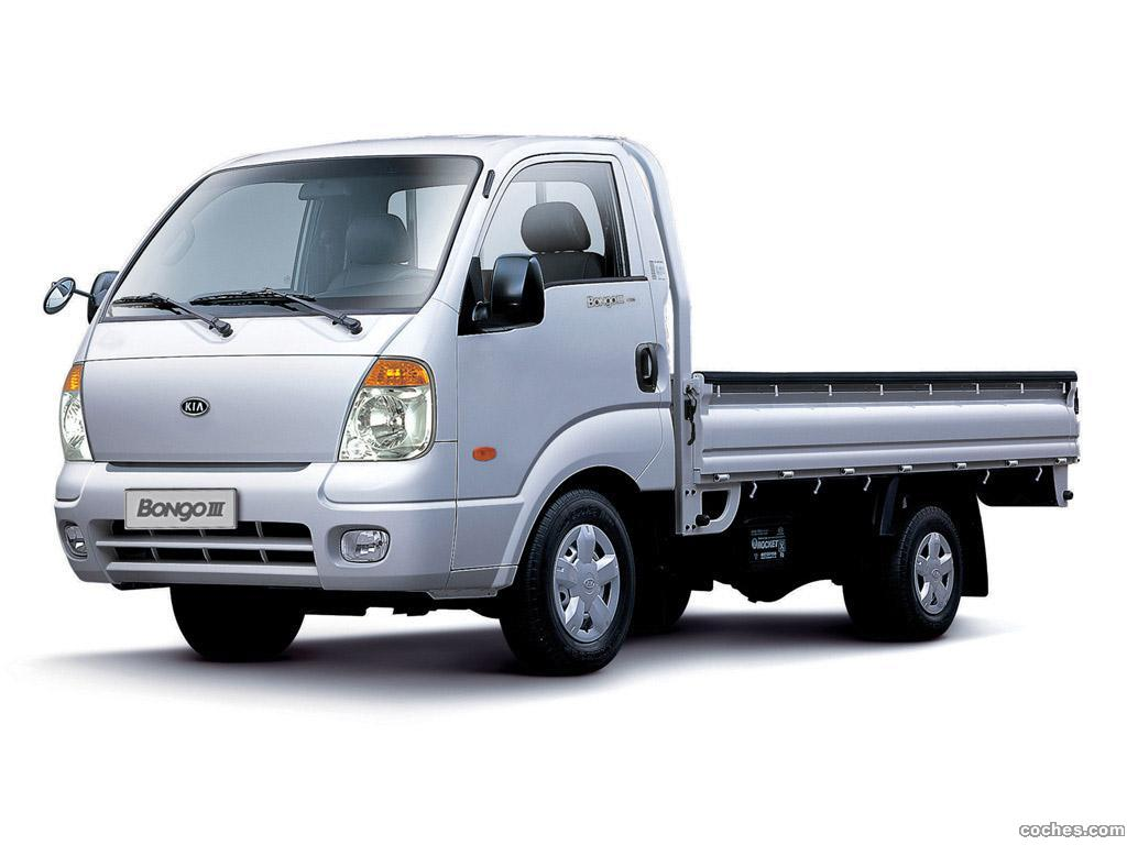 Foto 5 de Kia Bongo III Pickup 2000
