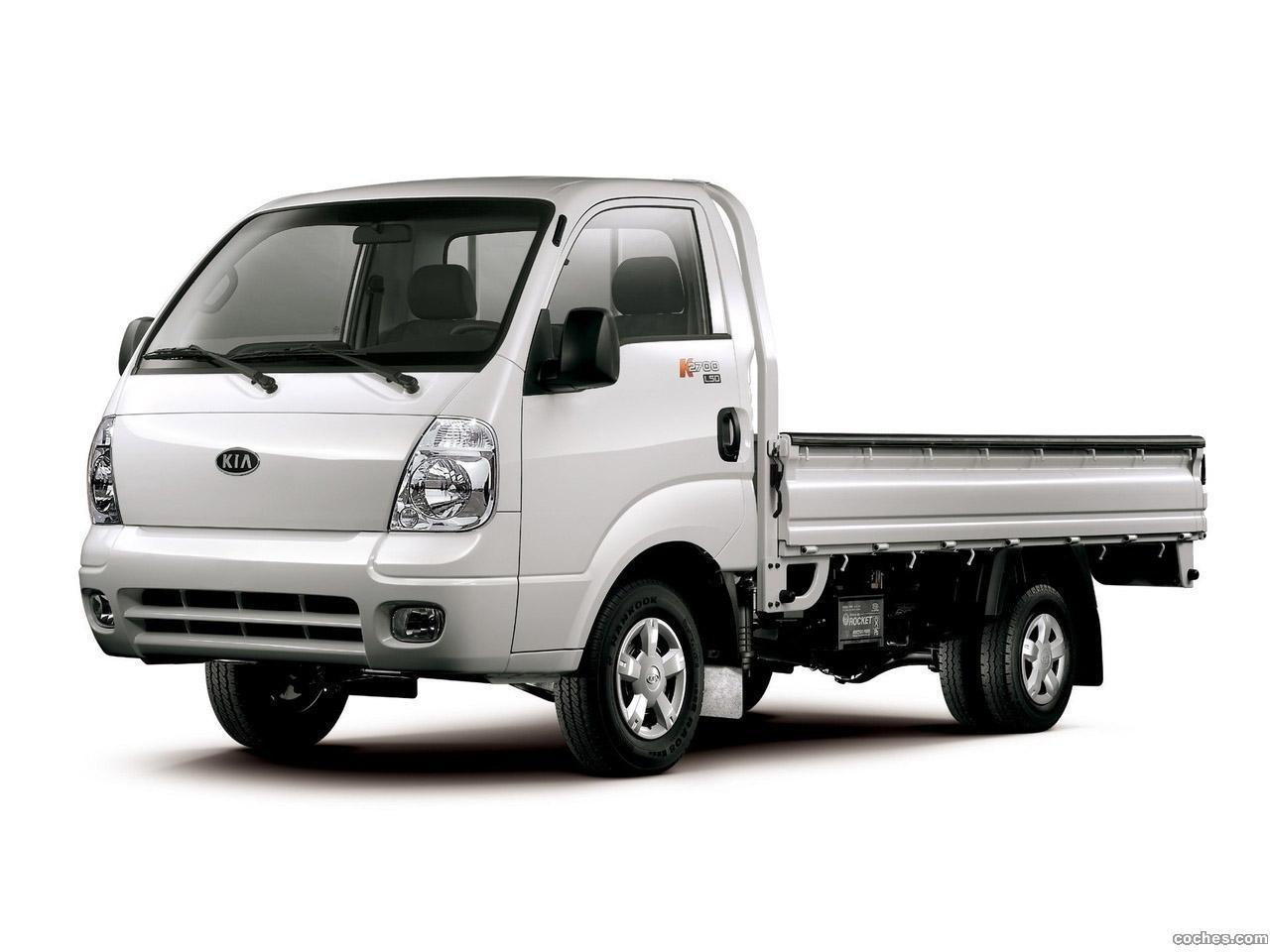 Foto 3 de Kia Bongo III Pickup 2000