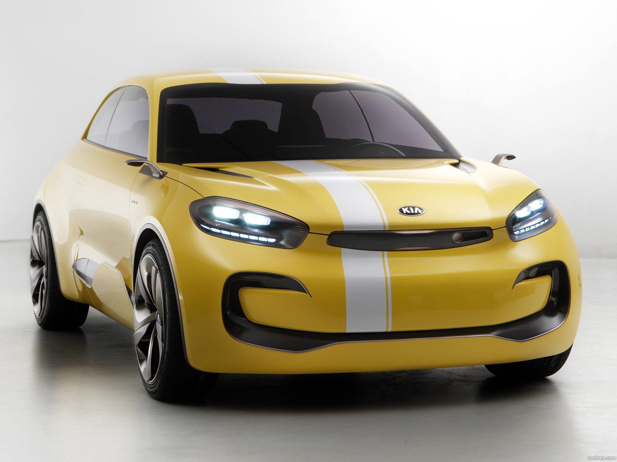 Foto 0 de Kia CUB Concept 2013
